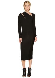 Vivienne Westwood Timans Long Sleeve Dress
