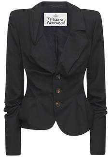 Vivienne Westwood Wool Alcoholic Jacket