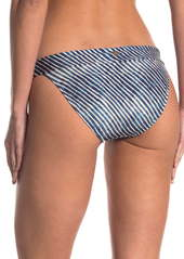 Vix Corales Striped Bikini Bottom
