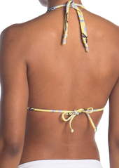 Vix Lily Yellow Bia Tube Bikini Top