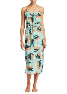 Vix Matisse Grace Midi Floral Dress