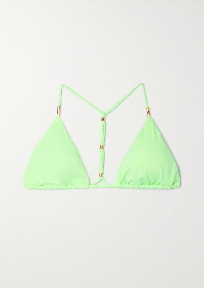 Vix Shaye Triangle Bikini Top