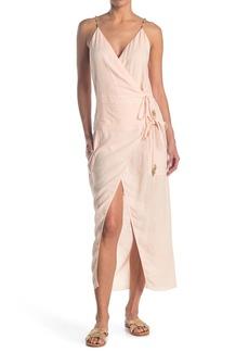 Vix Solid Zoey Long Dress