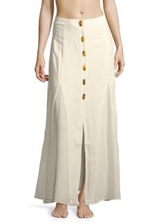 Vix Ivory Skirt