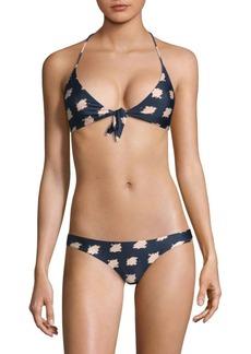 Vix Jeanne Retro Bikini Top
