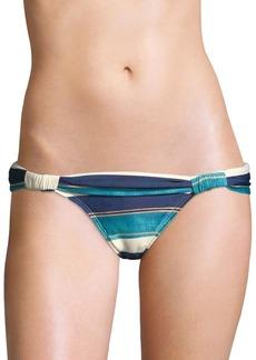 Vix San Andres Bia Striped Bikini Bottom