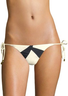 Vix Two-Tone Bikini Bottom