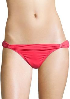 Vix Watermelon Bia Gathered Bikini Bottom
