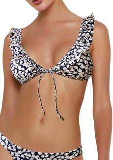 ViX Julien Ruffle Bikini Top