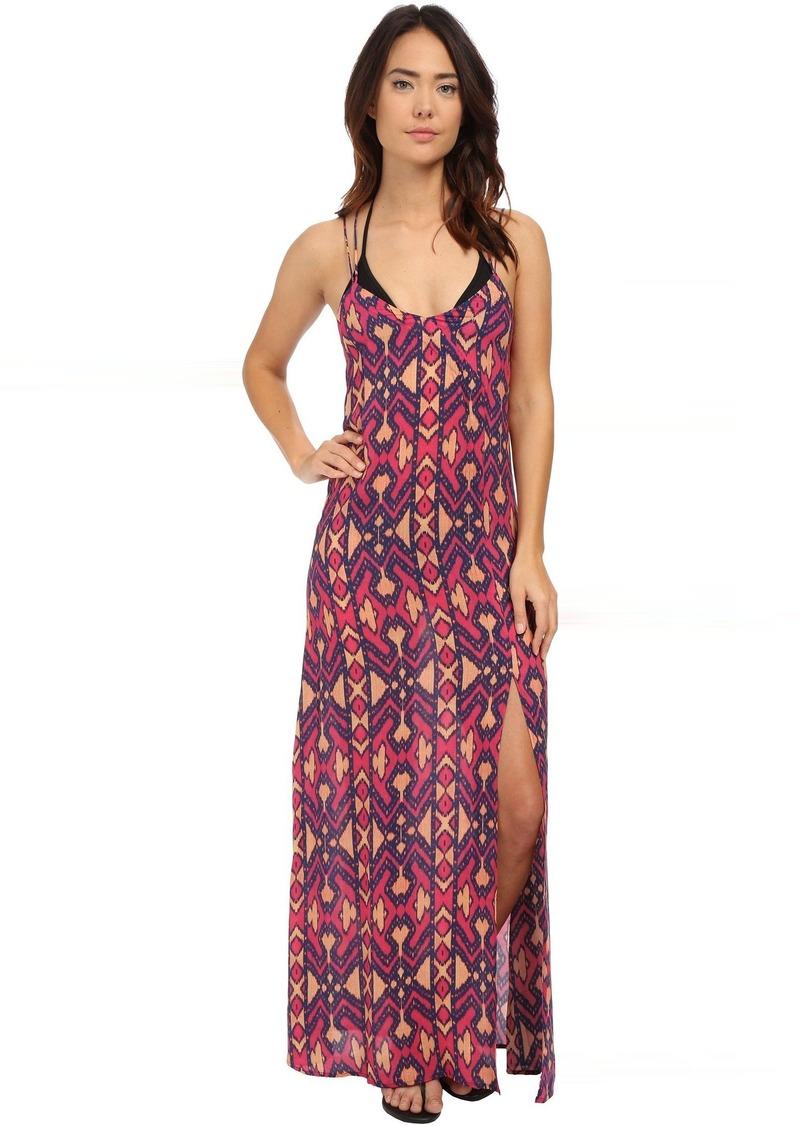 Vix Lea Long Dress Cover-Up