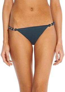 Vix Paula Knotted Hipster Bikini Bottom