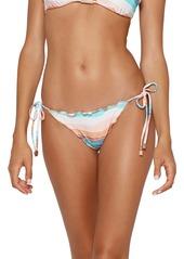 ViX Swimwear Alyssa Ripple Bikini Bottoms