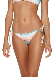 ViX Swimwear Alyssa Ripple Bikini Bottoms