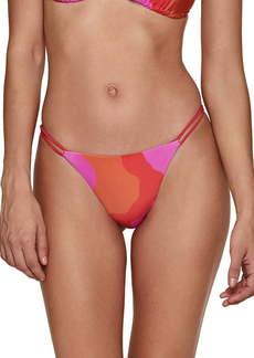 ViX Swimwear Artsy String Cheeky Bikini Bottoms