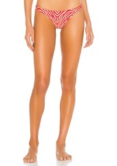 Vix Swimwear Basic Cheeky Bikini Bottom