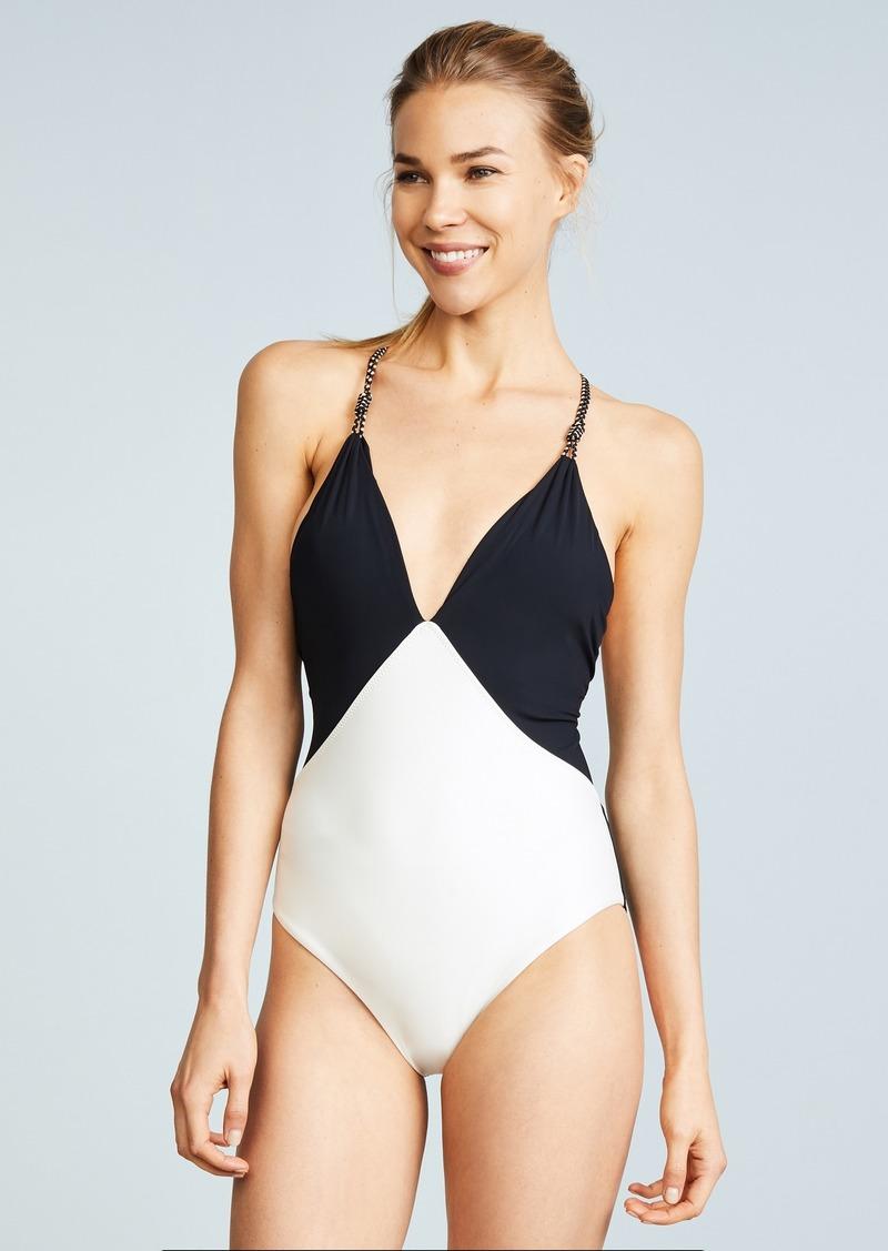 5dd6dff1d609d Vix ViX Swimwear Betsey Black One Piece | Swimwear