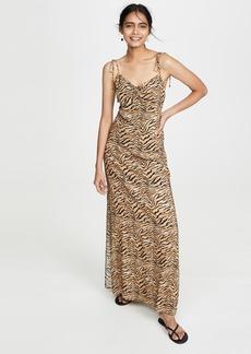 ViX Swimwear Cami Long Dress