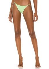 Vix Swimwear Elis Detail Bikini Bottom
