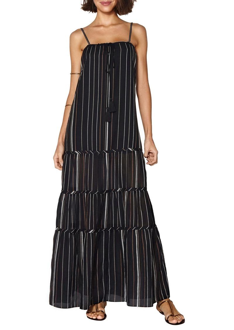 ViX Swimwear Fran Cover-Up Maxi Dress