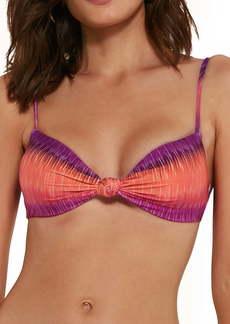 ViX Swimwear France Erin Knot Bikini Top