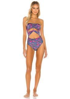 Vix Swimwear Georgia One Piece