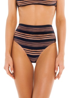 ViX Swimwear Isabela High Waist Bikini Bottoms