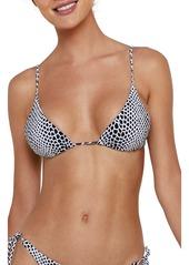 ViX Swimwear Lizard Parallel Bikini Top