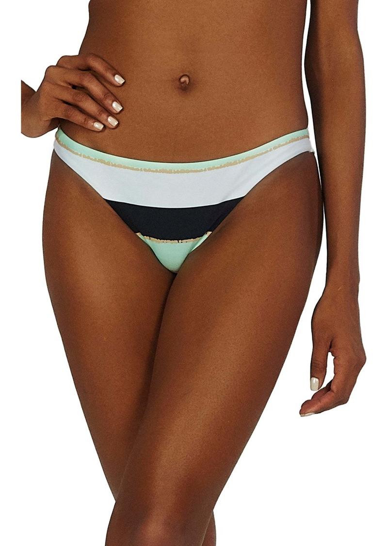 ViX Swimwear Malta Stripe Bikini Bottoms