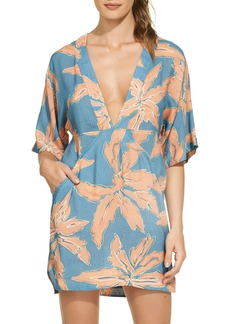 ViX Swimwear Margarita Cloe Cover-Up Caftan