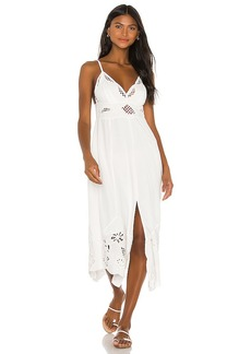 Vix Swimwear Pery Midi Dress