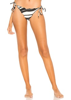 Vix Swimwear Ripple Tie Side Bottom