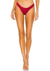 Vix Swimwear Scales Basic Bikini Bottom