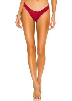 Vix Swimwear Scales Basic Bikini Bottom