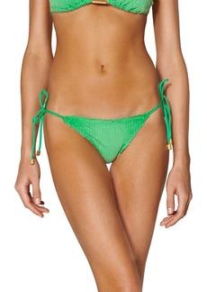 ViX Swimwear Scales Ripple Bikini Bottoms