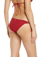 ViX Swimwear Scales Side Tie Bikini Bottoms