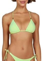 ViX Swimwear Shaye Solid Bikini Top