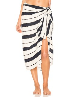 Vix Swimwear Stella Pareo Skirt