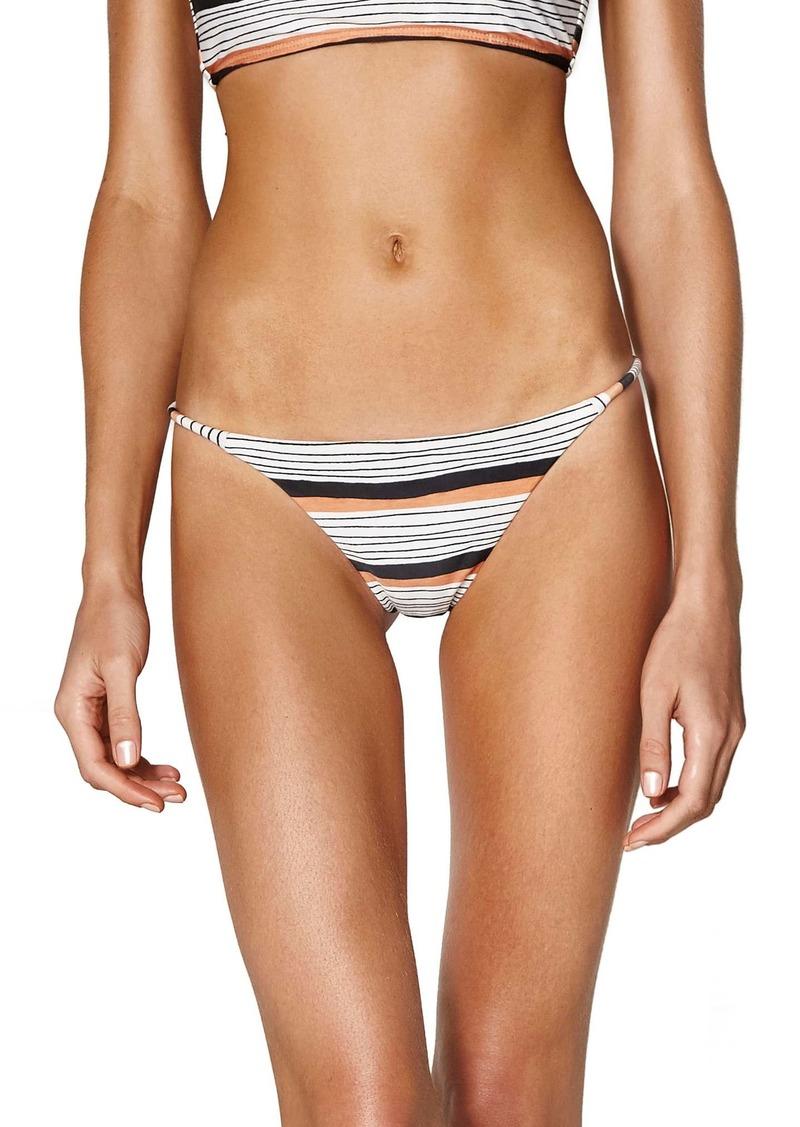 ViX Swimwear Suri Stripe Bikini Bottoms