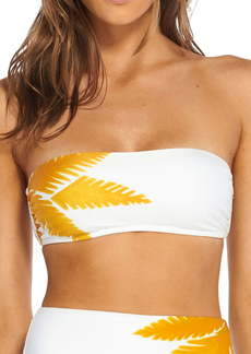 ViX Swimwear Tamarindo Bandeau Bikini Top