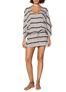 ViX Swimwear Vintage Stripe Cover-Up Tunic