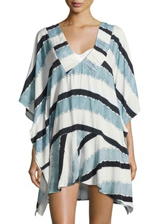Vix Vix Sea Glass Swim-Coverup Caftan