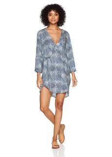 ViX Women's Corales Fany Tunic Blue