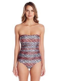 ViX Women's  Pri One Piece Swimsuit