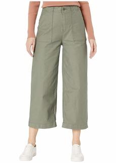Volcom Army Whaler Wide Leg Pants