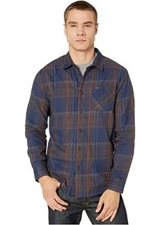 Volcom Bassment Flannel Long Sleeve