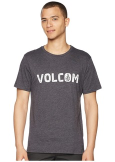 Volcom Bold Short Sleeve Heather Tee