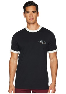Volcom Campbell Crew Short Sleeve Knit Top