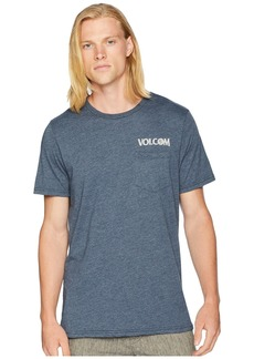 Volcom Center Short Sleeve Pocket Tee