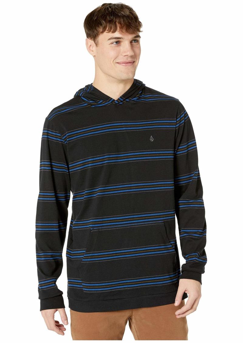 Volcom Chasen Hooded Long Sleeve Pullover