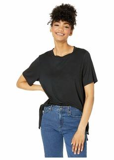 Volcom Coco Side Tie Short Sleeve Shirt